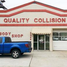 Quality Collision - 2358 W. Sylvania Ave., Toledo, Ohio 43613
